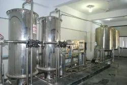 Mineral Water Plant (Capacity: 2000 LPH)