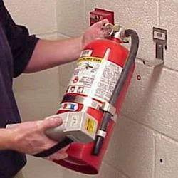 Fire Extinguisher Installation Service