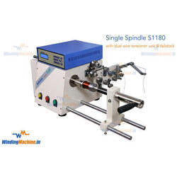Solenoid Coil Winding Machine