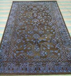 Standard Embroidered Designer Floor Carpet