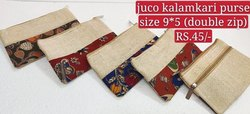 Kalamkari Design Purse