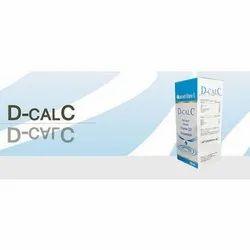 Divit D-Calc Syrup, 100 Ml, Prescription