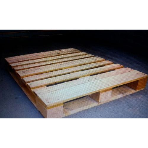 Wooden Pallet - Block Wooden Pallet Manufacturer from Kochi