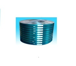 Two Sided Plastic Coated Stainless Steel Tape