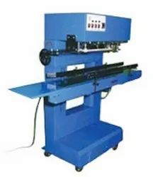 Continuous Bag-Pouch Sealing Machine
