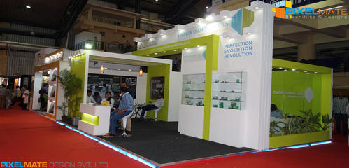 Wedding Event Services Exhibition Architect