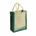 Short Handle Jute Bag