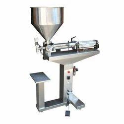 Viscous Liquid-Paste Filling Machine