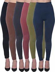 Womens Cotton Leggings