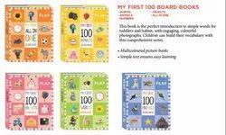 My First 100 Board Books - Usborne Books