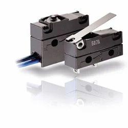 DCJK Waterproof Micro Switch