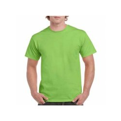 Cotton Green Dry Fit Polyester Cheap T-Shirts