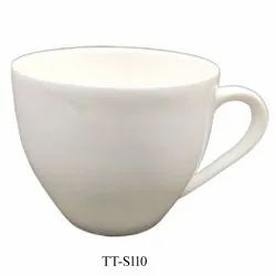White Plain SUBLIMATION TEA MUG, for Gifting
