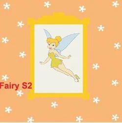 Big Stencils Fairy S2