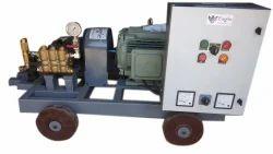 Hydro Testing  Pump 350 Bar