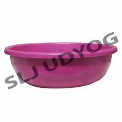 Magenta Plastic Tub