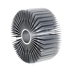 Extrusion Heat Sink for Rectifier
