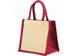 Promotional Jute Bag, Capacity: 5 kg