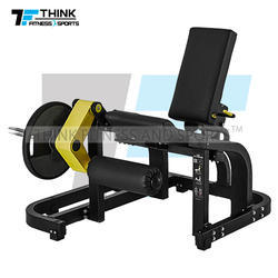 Leg Extension Plate Loaded Gym Machine