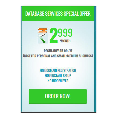 Database Service, DIGITAL MARKETING SUPPORT