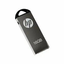 Metal 16 GB HP Pen Drive