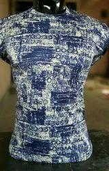 Lycra T Shirts, Size: Size L