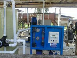RO Plant With Chiller