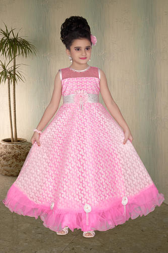 82e2f3456 Hot Bollywood Embroidered Kids Gowns