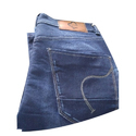 Being Human Button Mens Rough Denim Jeans, Waist Size: 36 And 38