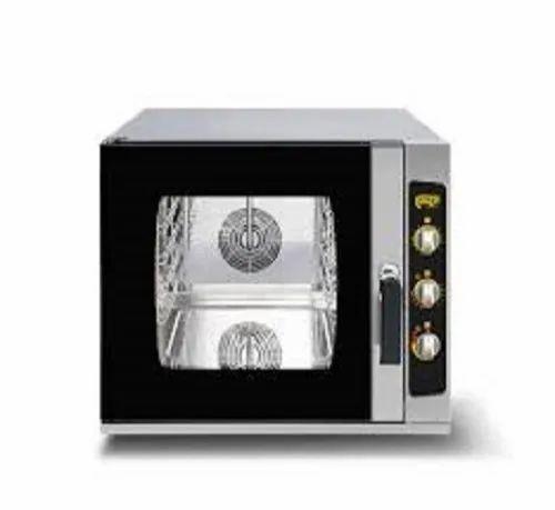 5.4 (kW) Industrial Prego Electromechanical Combi Oven - CO0523EM, Size/Dimension: Medium, Capacity: 5 GN 2/3