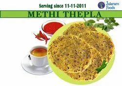 Handmade  Methi Thepla