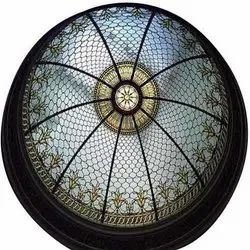 Transparent Roof Stained Glass