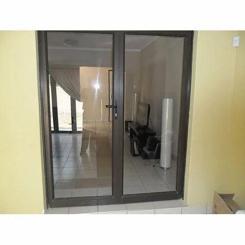 Aluminium glass door aluminium door ghosh enterprise kolkata aluminium glass door planetlyrics Gallery