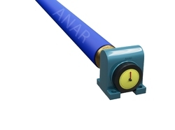 Teflon Sleeve Coated Bow Roller