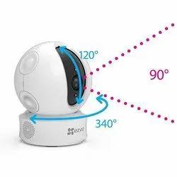Ezviz 2 MP Wi-Fi Pan Tilt Internet Camera CS-CV246-B0-3B2WFR