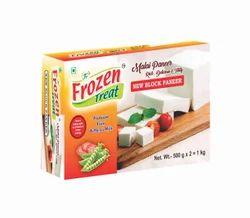 Frozen treat block paneer
