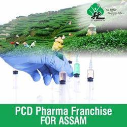 PCD Pharma Franchise for Assam