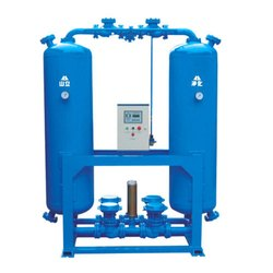 Mild Steel Absorption Dryer, -30 C, Drying Capacity: 21 - 50 cfm