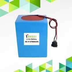 48.1v 67600mah Li-ion Battery Pack