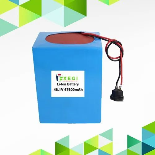 48.1v 67600mah Li-ion Battery Pack