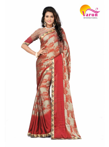 c3c35d7da96be Women Varun International Rangoli Silk Edition Catalogue Sarees