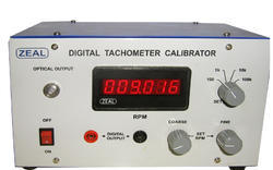 Non-Contact Type Tachometer Calibrator