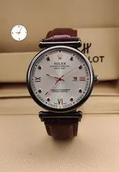 Rolex Rubber Belt Watches For Men