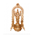 41 Inches Bronze Channakeshwara Statue