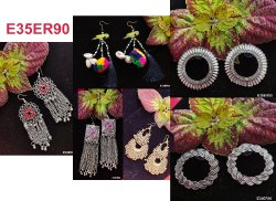 Stylish Oxidised Earrings -Ethnic Wear