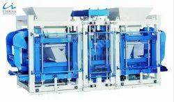 Chirag Semi Automatic Hollow Block Machine