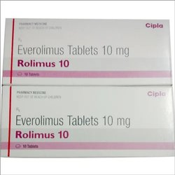 ROLIMUS 10 EVEROLIMUS 10mg  TABLETS