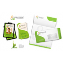 Corporate Stationery Branding Design Service