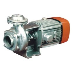 Three Phase Motor Pump