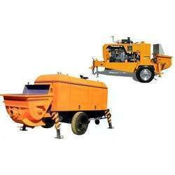 Portable Concrete Pump Rental Services